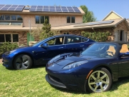 David Hrivnak EVs and solar home