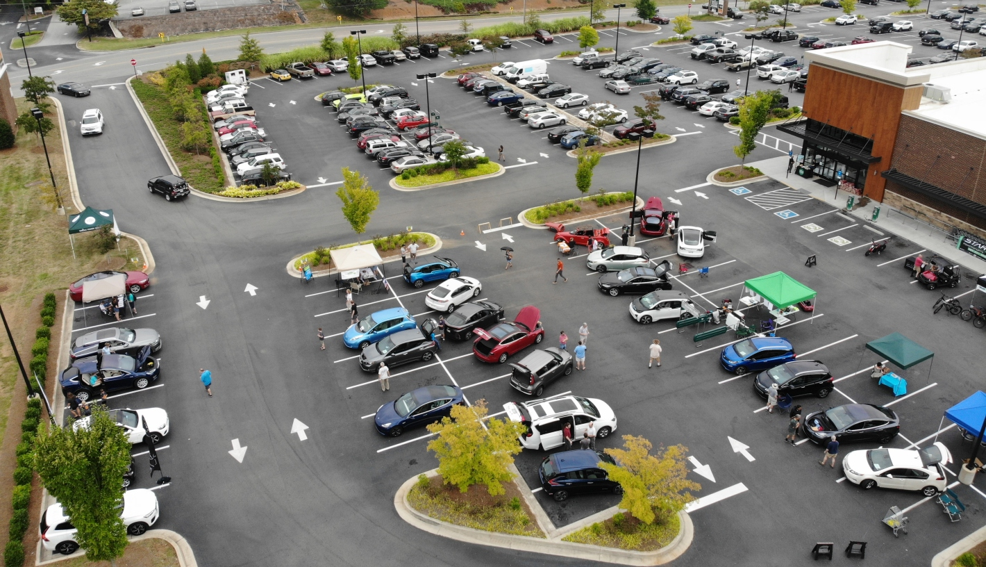 2019 NDEW at Whole Foods in Bearden